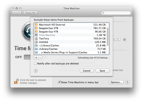 does time machine backup windows parallels