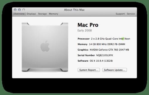 Installing a GeForce GTX760 (GeForce GTX770/GTX780) into a