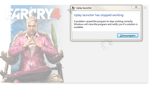 How to fix Far Cry 4 Common Glitches - Black Screen - Uplay