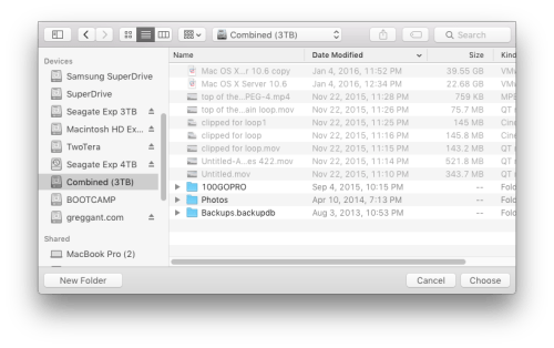 how to move time machine backup to new drive