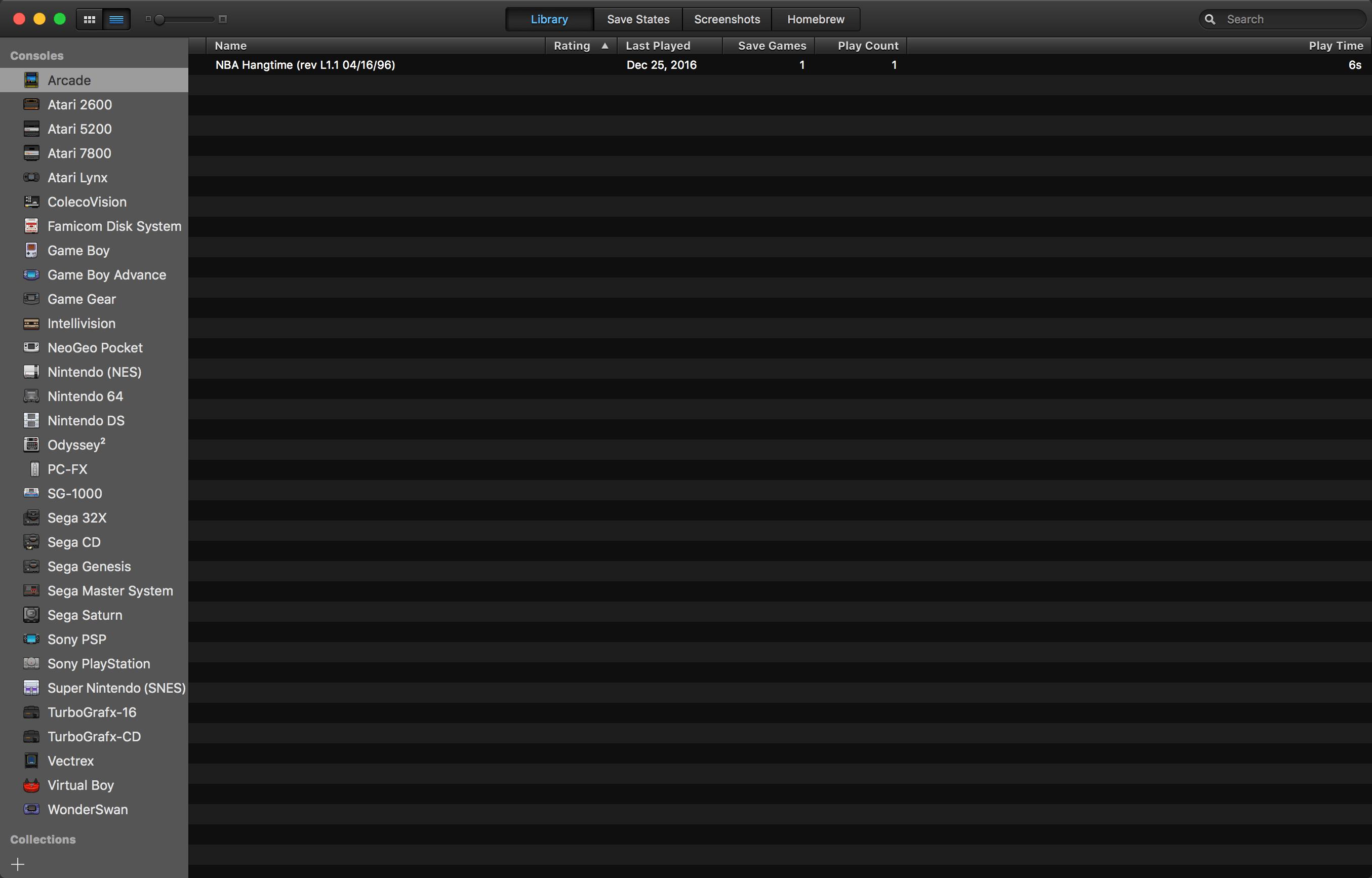 Setting up MAME Arcade emulation & NeoGeo via OpenEmu on macOS (OS X)